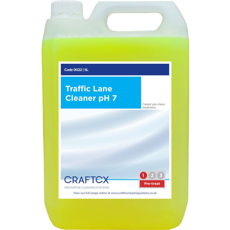 Craftex Traffic Lane Cleaner 5L- pH 7