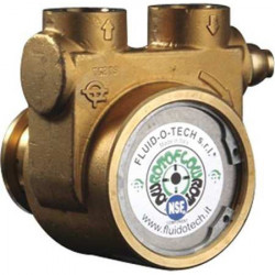 Replacement Brass pump 800 lph, bypass
