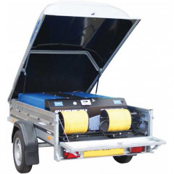 400L SMARTANK Trailer DI System Complete one operator