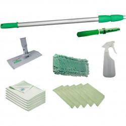 Unger Indoor Window Cleaning Kit