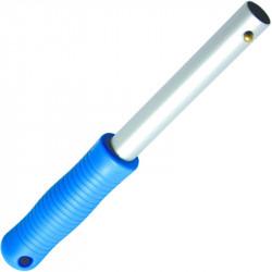 Lewi aluminium handle 10cm