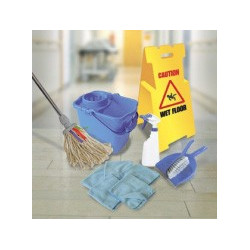 Contico Cleaning and Socket Mop Starter Kit