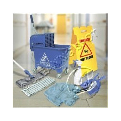 Contico Flat Mopping Starter Kit