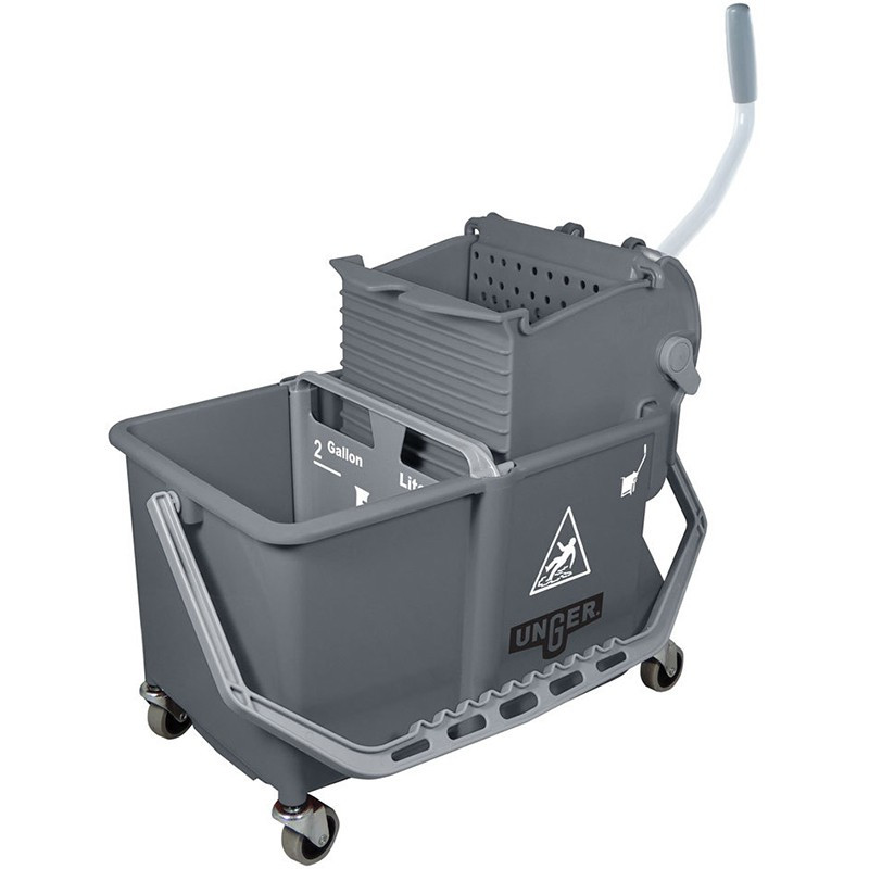 Unger compact smartcolor combo 15L - Grey