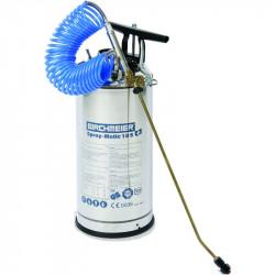10L Stainless steel pressure sprayer