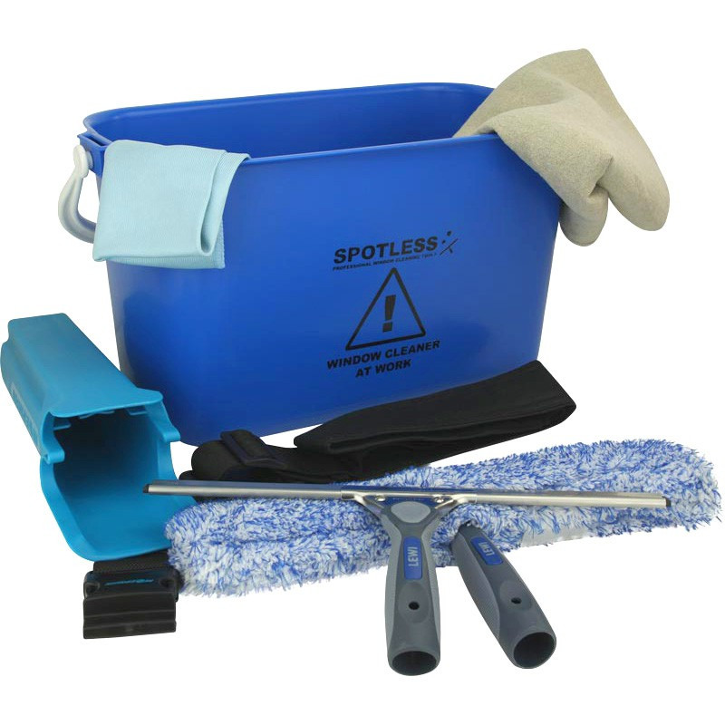 Professional window cleaning Set Up Kit
