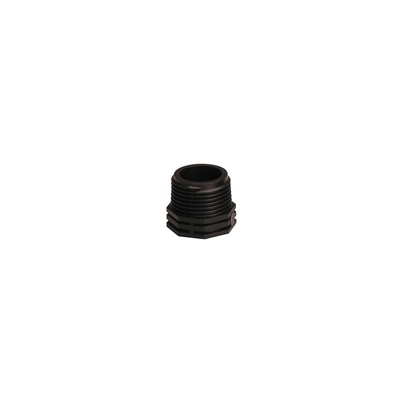 "3/4"" male threaded plug"