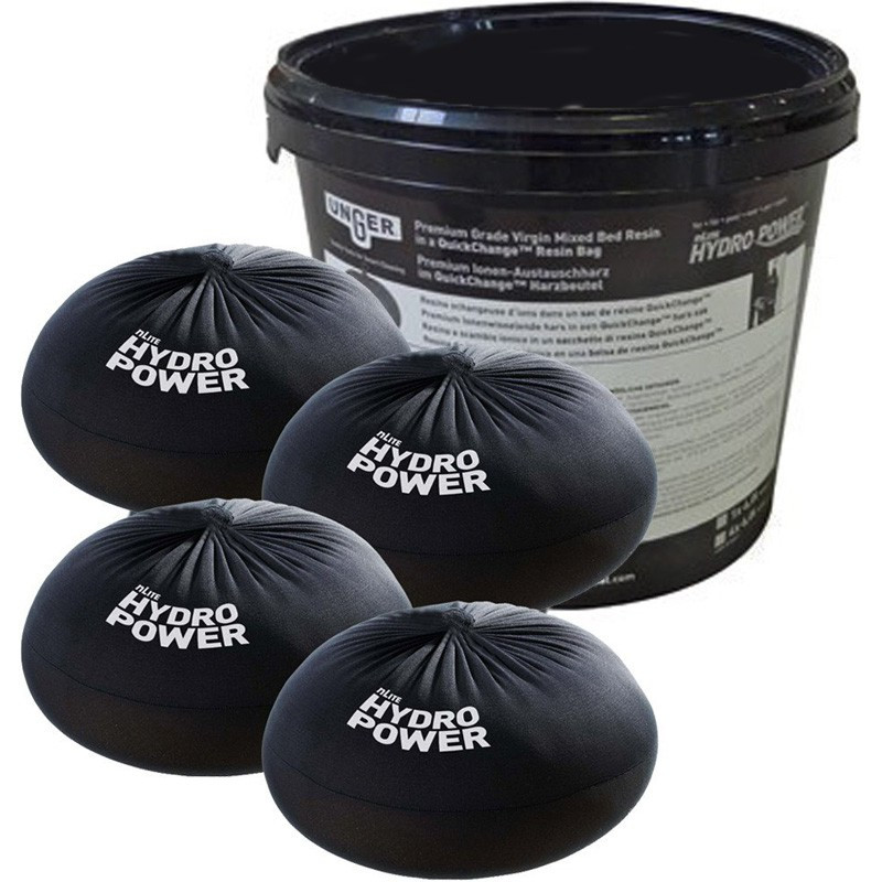 Unger Quickchange 6L resin bag - Pack of 4 in a bucket