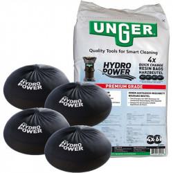 Unger Quickchange 6L resin bag - Pack of 4