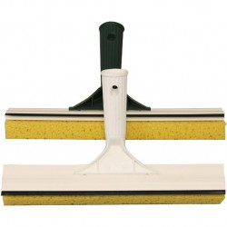 Domestic squeegee 25cm with sponge