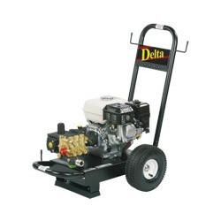 Delta - Honda GX200 Petrol Pressure Washer 14 LPM 150 Bar
