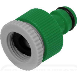 """Eco Tap adapter 3/4"""" and 1/2"""""""