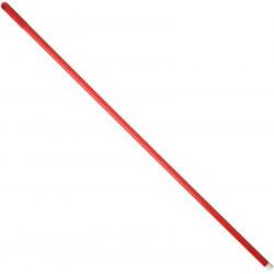 Fiberglass handle 1.4m red