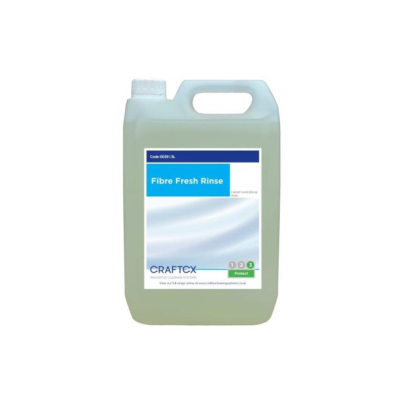 Craftex Fibre Fresh Rinse 5L