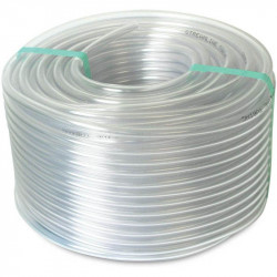 Clear PVC hose 5mm (8mm OD) per meter