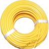 Yellow PVC Hose 5mm (8mm OD) per meter