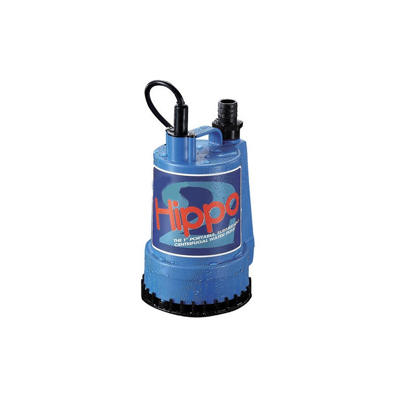 Hippo 2 submersible pump