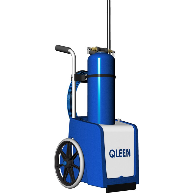 Qleen Purastart trolley