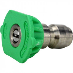 Green pressure nozzle 25 degree