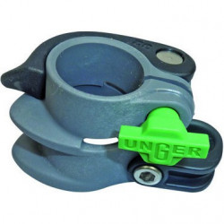 Unger HiFlo nLite 32mm Clamp complete, grey