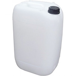 Jerrycan 25L square rounded