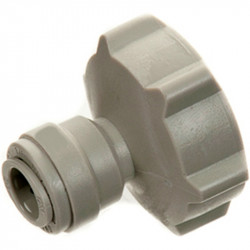 "Connector 3/8"" JG to 3/4"" thread"