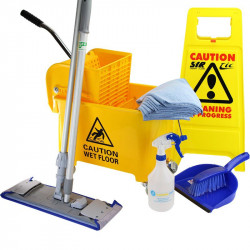 Flat Mopping Starter Kit