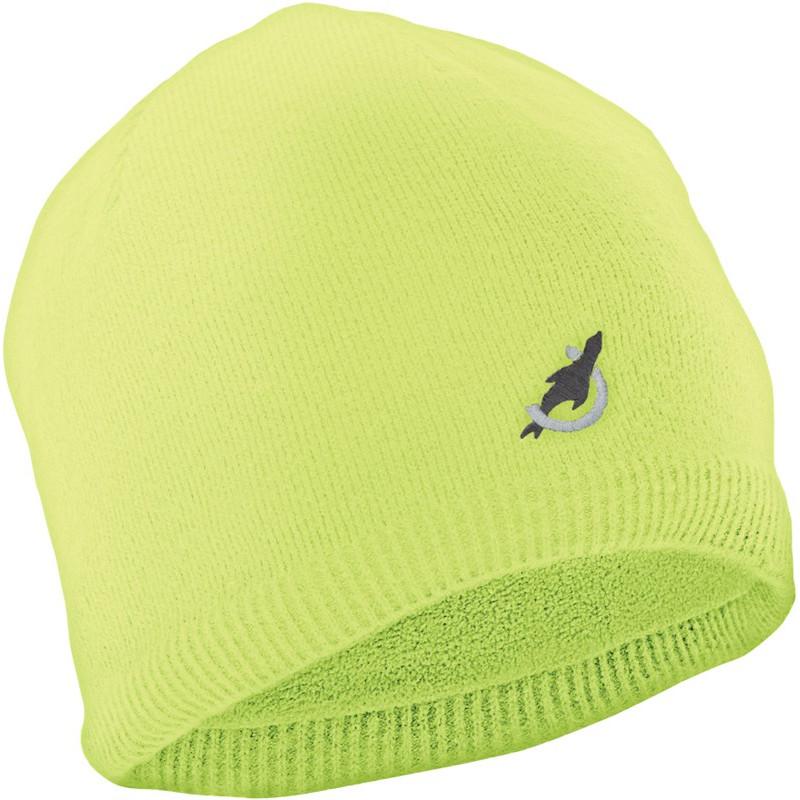 Sealskinz Waterproof Beanie Hat - HI-VIZ