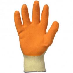 Thermal Gloves Orange grip Large (9)