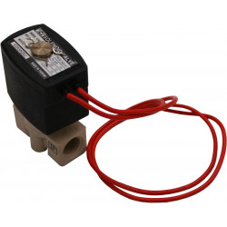 "Electric Solenoid Valve 240vAC 3/8"" X 3/8"" ports"