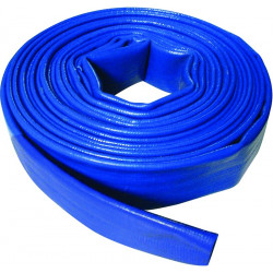 "Industrial layflat hose 32mm/1.25"" (10m)"