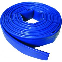 "Industrial layflat hose 32mm/1.25"" (100m)"