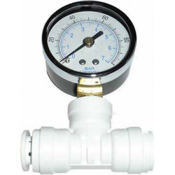 Spare Merlin Water Pressure Gauge
