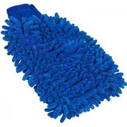Microfibre Noodle Wash Mitt marine blue