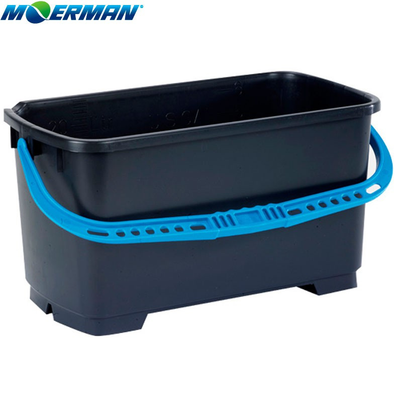 Moerman Black 22L Bucket