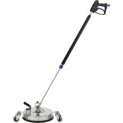 300mm Mosmatic Flat Surface Cleaner - 50mm vacuum port