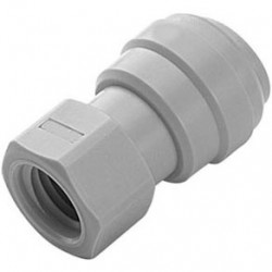 "Male push fit connector 1/8"" thread to 1/4"" tube"