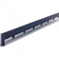 """Moerman Stainless Steel Channel & Rubber 12""""/30cm"""