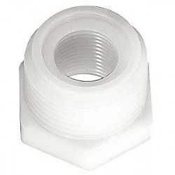 "Nylon Reducing bush 1"" X 1/2"""