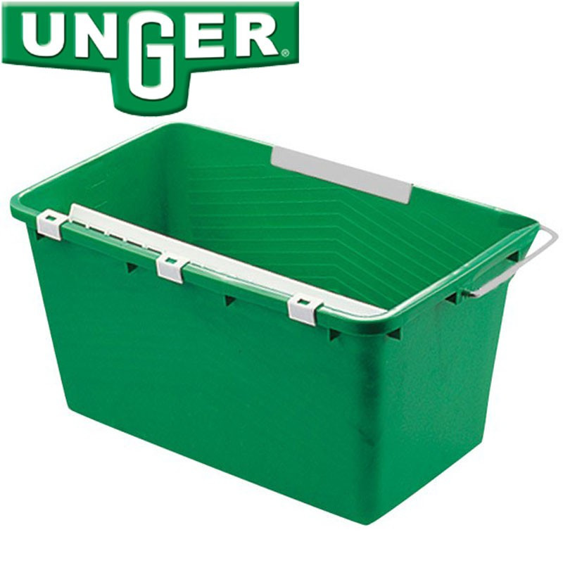 18L Unger Bucket with Sieve and Holder