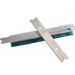 """Pack of 10 Lewi replacement blades 4"""" (10cm)"""