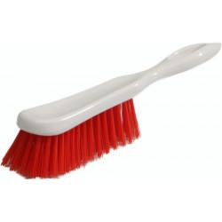 Red Hand Brush Soft Banister Hygiene Brush