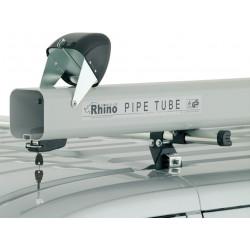 3m Rhino aluminium van pipe carrier