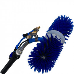 Rotaqleen rotating facade cleaning brush 40cm