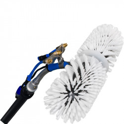 Rotaqleen rotating window cleaning brush 40cm