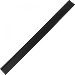 "Unger Pro squeegee Rubber 25cm/10"" soft"