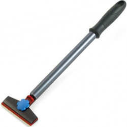 "Moerman Proclean Premium Scraper 4"" with 30cm handle"