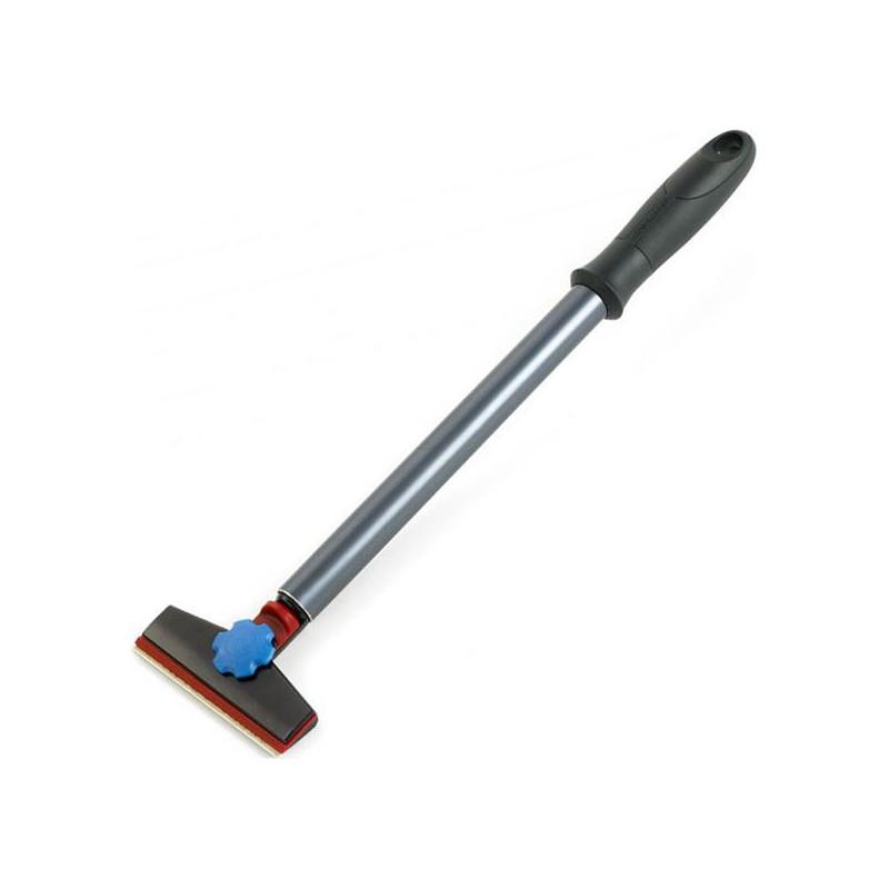"Moerman Proclean Premium Scraper 4"" with 30cm handle"