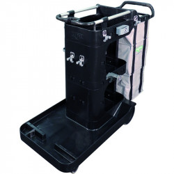 Unger SmartColor Cleaning Cart