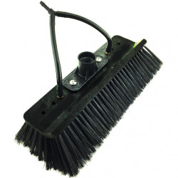 "11"" Spotlite Double trim windowsill brush with pencil jets"